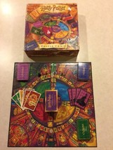 Harry Potter and the Sorcerer's Stone Trivia board game 2000 Mattel, Inc... - $5.00