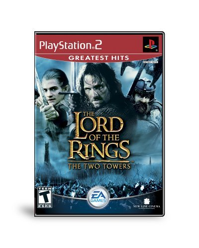 Lord of the Rings The Two Towers - PlayStation 2 [PlayStation2]