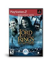 Lord of the Rings The Two Towers - PlayStation 2 [PlayStation2] - $3.95