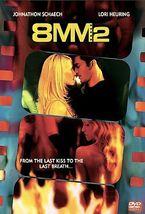 8MM 2 (DVD, 2005) - $7.00