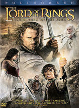 The Lord of the Rings: The Return of the King (DVD, 2004, 2-Disc Set, Fu... - €5,30 EUR