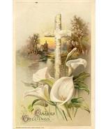 Easter Greetings John Winsch Post Card - $6.00