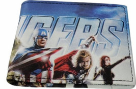 Marvel: Avengers Movie Cast Wallet Brand NEW! - $21.99