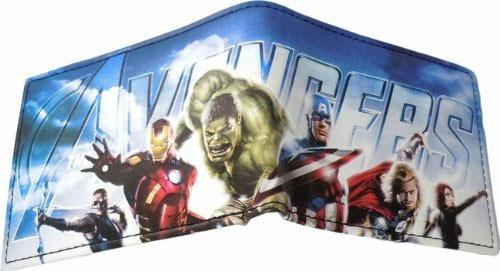 Marvel: Avengers Movie Cast Wallet Brand NEW!