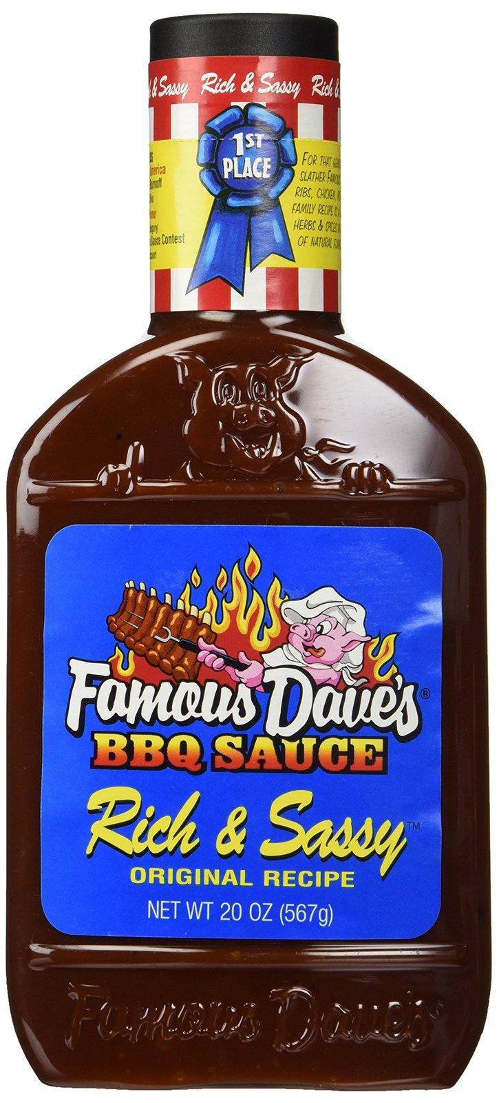 Famous Dave's BBQ, Vista, San Diego - Urbanspoon/Zomato