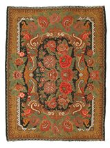 "Rose Kelim rug 6'10""x9' (208x274 cm) Oriental C... - $1,849.00"