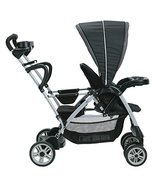Baby Stroller Graco Roomfor2 Click Connect Stand and Ride Goth...