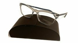 Prada Women's Blue Clear Glasses with case VPR 10V 325-1O1 54mm - $209.99