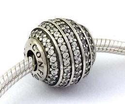 Authentic Pandora 925 Silver Essence Confidence Bead Charm 796022CZ , New - $48.44