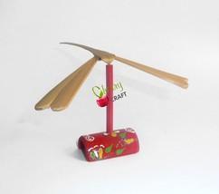 """40 SELF BALANCE Natural Bamboo dragonfly 4"""" x5""""... - $24.95"""
