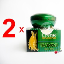 2 x THORAKAO Pearl Ginseng Base Cream Whitening... - $9.95