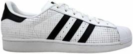 Adidas Superstar White/Black AQ8333 Men's - $75.07