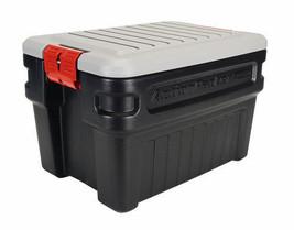 Rubbermaid RMAP240001 ActionPacker Storage Tote, 24 Gallon, Black - $95.00