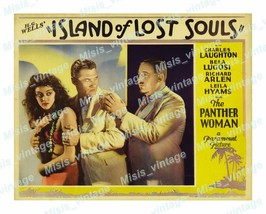 Island of Lost Souls 1933 Vintage Movie Poster ... - $5.95 - $49.95