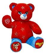 Build a Bear Wonder Woman Themed Teddy 16in. St... - $89.95