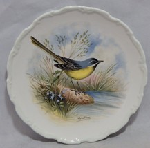 Royal Albert England The Woodland Birds Collection Plate Yellow Wagtail - $21.29