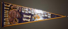 WinCraft Minnesota Vikings Daunte Culpepper 30x12 Pennant #502 - $19.99