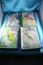 Lot of 4 Manga Graphic Novel Wish Clamp 1 2 4 T... - $19.79