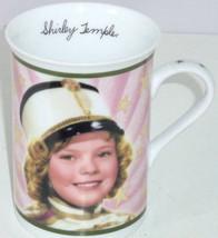 Shirley Temple Coffee Mug Poor Little Rich Girl  Danbury Mint Retired - $44.95
