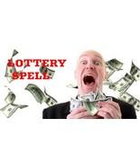 lottery spell. wealth money lottery spell, gambling spell - $19.97