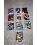 Lot Of 10, DEADPOOL CIRCLE CHASE #1, SQUEE, OSHI, & other Comic Books NO RESERVE - $19.99