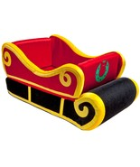 Build a Bear Workshop Santa Claus Sleigh Velour... - $112.95