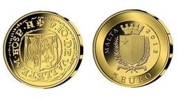 Malta GOLD Coin - THE PICCIOLO - Smallest Smal... - $76.00