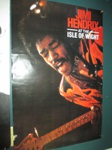 Jimi Hendrix at the Isle of Wight Poster - $19.49