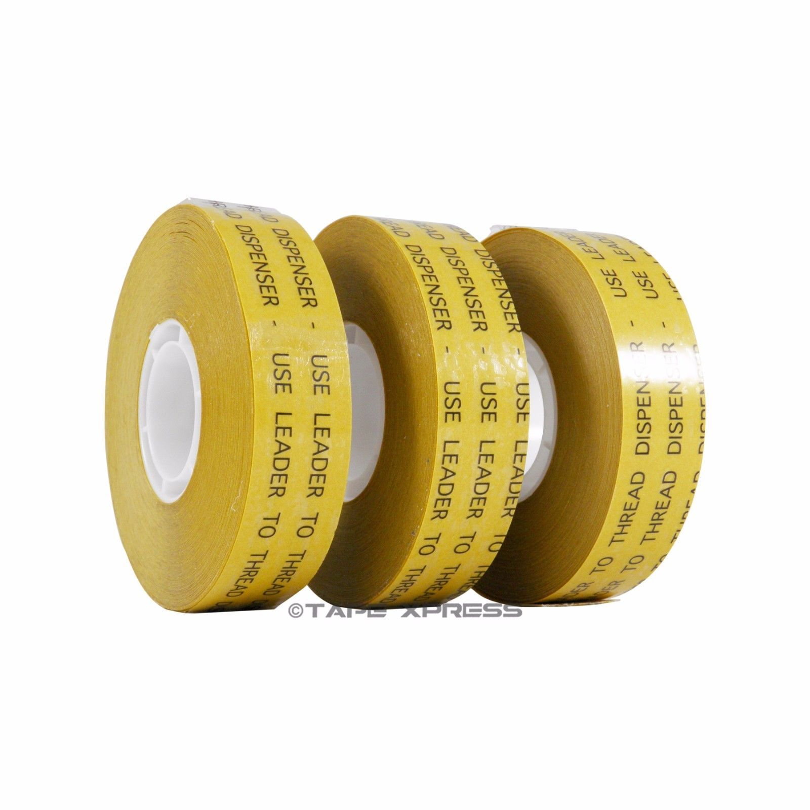 "Photo Crafts Scrapbooking 72 rolls 1//2/"" ATG Adhesive Transfer Tape Fits 3M Gun"