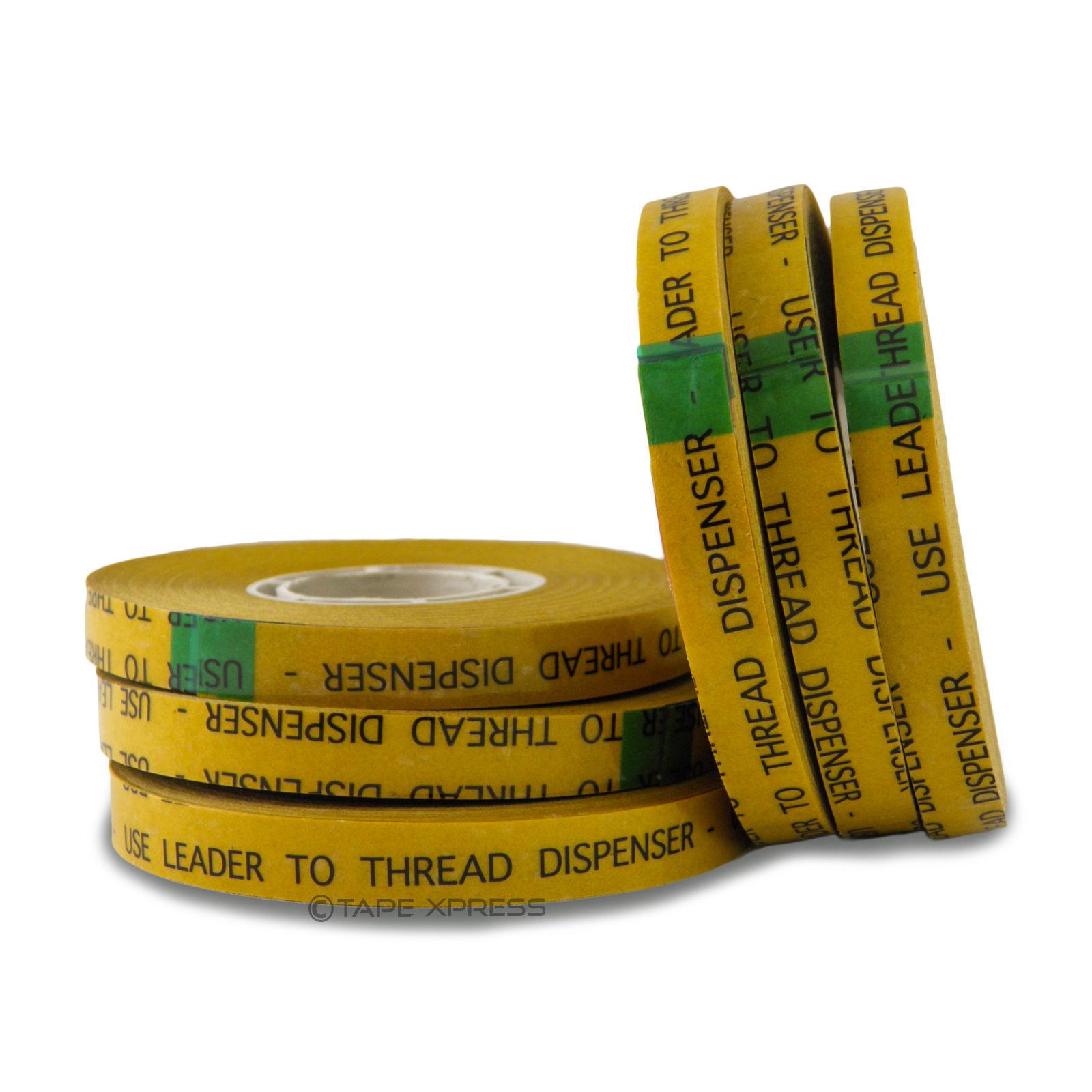 "6 rolls 3/8"" ATG Adhesive Transfer Tape (Fits 3M Gun) Photo Crafts Scrapbooking"
