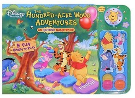 Disney Pooh Game Book (An Electronic Game Book) [Aug 31, 2004] Reader's ... - $37.57