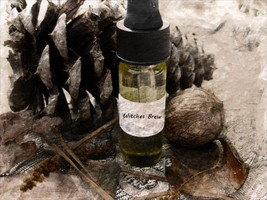 Witches Brew Potion Perfume REFILL - $20.00