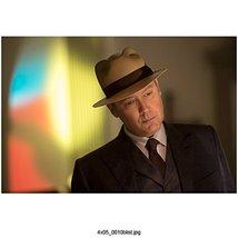 The Blacklist James Spader as Raymond Reddington Close Up Wearing Hat 8 ... - $7.95
