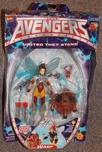 1999 Marvel Comics The Avengers Wasp Figure New In The Package - $24.99