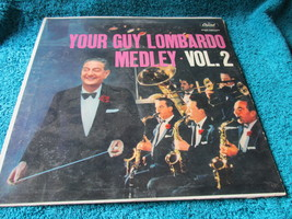 Your Guy Lombardo Medley Volume 2 Record Album - $4.49