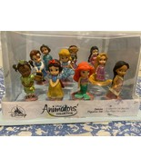 Disney Animators' Collection Princess Deluxe Figure Play set New - $56.39