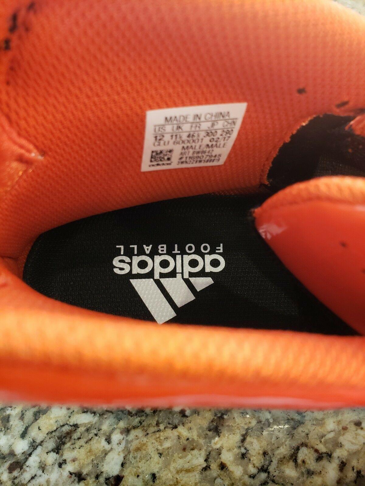 Adidas HERREN Break Schwarz Orange W and 50 similar items