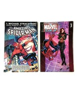 The Amazing Spider-Man Vol 5 Unintended Consequences + Ultimate Marvel T... - $15.35
