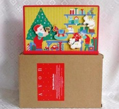 Avon Gift Collection Claus & Company Musical Factory in Original Box Unused - $32.50