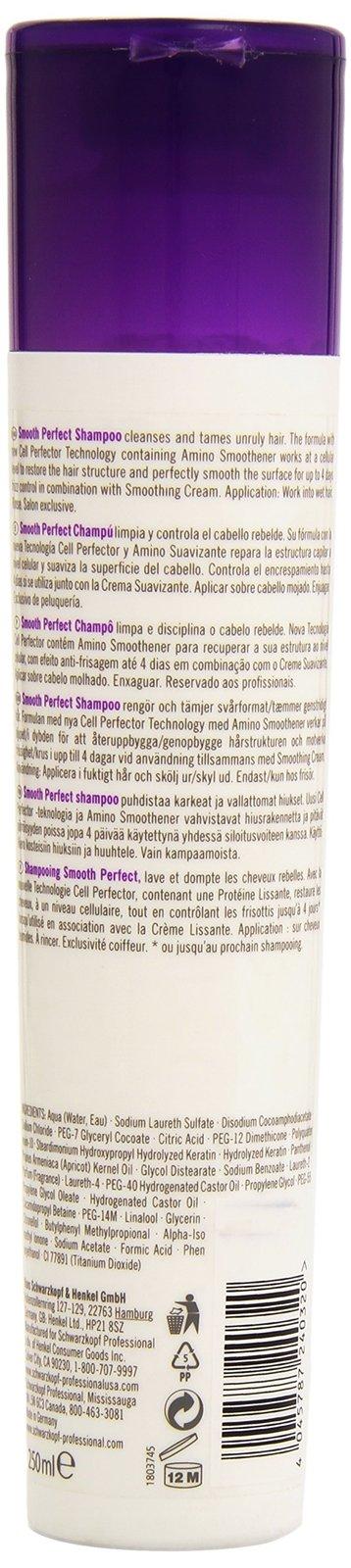 BC SMOOTH PERFECT shampoo 250 ml
