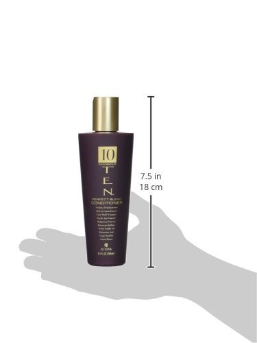Alterna The Science of Ten Perfect Blend Conditioner for Unisex, 8.5 Ounces