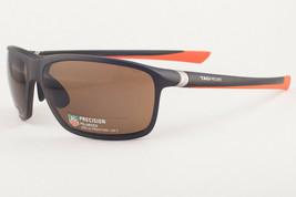 Tag Heuer 27 Degree 6023 206 Brown Orange / Brown Precision Polarized Su... - $183.15