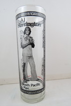 Hawaiian Cocktail Glass (VTG) -Al Harrington Polynesian Man-Cinerama Ree... - $35.00