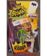 2013 DC Comics Batman Classic TV Series The Riddler Figure New In The Pa... - $29.99