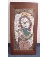 Lee Krasner Ronald Jay Stein 1959 Art Mosaic Painting 00962 - $1,900.00