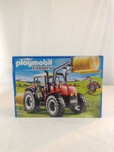 New Playmobil 6867 Big Farm Country Tractor & Accessories Toy Playset - $42.06