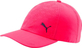 PUMA Ladies Golf DuoCell Cap / Br Plasma / Free Puma Hat Clip $8.95 value - $22.77