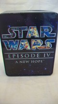 Star Wars Episode IV A New Hope Metal Tin or Lunchbox from 2006 - $22.28