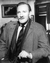 Leslie Phillips 8x10 Photo classic with cigarette holder - $7.99