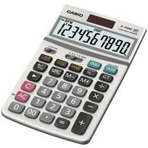 CASIO JF100MSSIH Solar Calculator - $31.19
